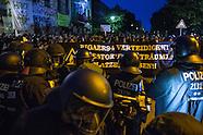 Rigaer94 demonstration, 09.07.16