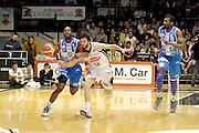 DESCRIZIONE : Caserta Lega A 2014-15 Pasta Reggia Caserta Banco di Sardegna Sassari<br /> GIOCATORE : Jerome Dyson<br /> CATEGORIA : palleggio fallo subito<br /> SQUADRA : Banco di Sardegna Sassari<br /> EVENTO : Campionato Lega A 2014-2015<br /> GARA : Pasta Reggia Caserta Banco di Sardegna Sassari<br /> DATA : 26/04/2015<br /> SPORT : Pallacanestro <br /> AUTORE : Agenzia Ciamillo-Castoria/A. De Lise<br /> Galleria : Lega Basket A 2014-2015 <br /> Fotonotizia : Caserta Lega A 2014-15 Pasta Reggia Caserta Banco di Sardegna Sassari