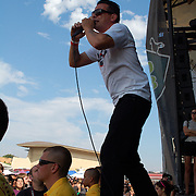 Street Dogs performing at Warped Tour 2008 in Chula Vista, California USA on August 14, 2008