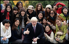 OCT 14 2013 Boris Johnson China Visit Day 2