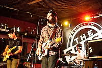 Slow Animal, Ravens and Chimes, US Royalty performing live at Trash Bar in Brooklyn, CMJ 2010