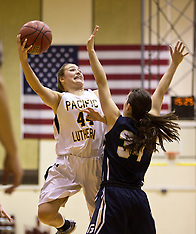 Women's basketball Vs. George Fox