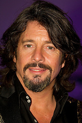 © Licensed to London News Pictures. 14/11/2012. London, UK. Interior designer Laurence Llewelyn-Bowen is seen at the opening of the 2012 Ideal Home at Christmas show at Earl's Court, London, today (14/11/12). The show, running from the 14th to the 18th of November features over 600 exhibitors across 6 sections including; Interiors & Furnishings, Food & Drink, Home Improvements & Outdoor Living, Fashion & Beauty, Technology & Gadgets and Gifts & Decorations. Photo credit: Matt Cetti-Roberts/LNP
