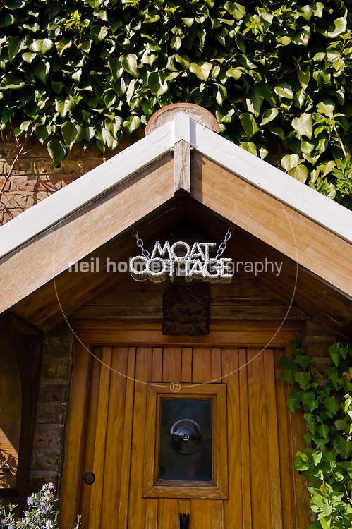 Moat Cottage, Bishop Wilton village East Yorkshire