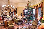 Ballyfin - Ireland, Christmas