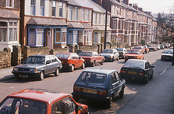 View of Forest Fields in Nottingham,