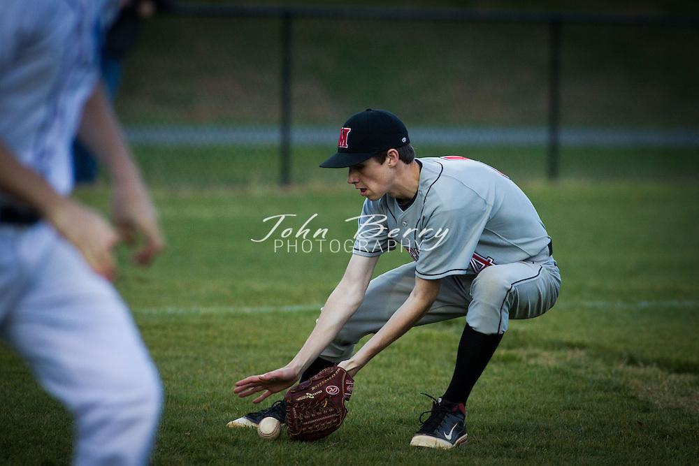 March/30/12:  MCHS Varsity Baseball vs George Mason Mustangs.  Madison holds on to defeat Mason 11-9.
