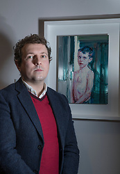 An Edinburgh College of Art graduate&rsquo;s prize-winning entry in a prestigious, worldwide portrait competition will go on show in Scotland for the first time this winter. The 2017 BP Portrait Award exhibition, which opens at the Scottish National Portrait Gallery on 18 December, will feature 53 stand-out works selected from 2,580 entries, by artists from 87 countries, including Breech! by Benjamin Sullivan which took this year's first prize. <br /> <br /> 2017 Travel Award winner who will record a series of portraits of music fans in clubs and concert venues in Berlin and Mallorca and will be displayed in the BP Portrait Award in 2018.