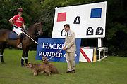 JEREMY HACKETT, Hackett Rundle Cup 2008. Tidworth. 12 july 2008 *** Local Caption *** -DO NOT ARCHIVE-© Copyright Photograph by Dafydd Jones. 248 Clapham Rd. London SW9 0PZ. Tel 0207 820 0771. www.dafjones.com.