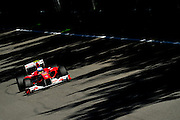 September 10-12, 2010: Italian Grand Prix. Fernando Alonso, Ferrari