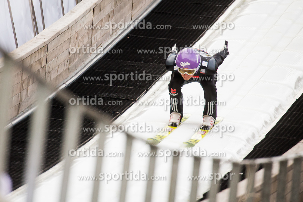 Andreas Wellinger (GER) during the Ski Flying Hill Individual Competition on Day Two of FIS Ski Jumping World Cup Final 2017, on March 24, 2017 in Planica, Slovenia. Photo by Ziga Zupan / Sportida
