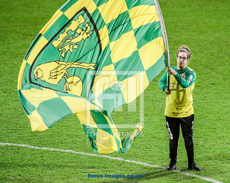 Norwich City U23 and Dinamo Zagreb U23 during the Premier League International Cup Quarter-Final match at Carrow Road, Norwich<br /> Picture by Matthew Usher/Focus Images Ltd +44 7902 242054<br /> 27/02/2017