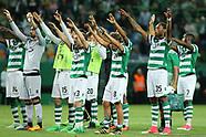 Sporting CP v Boavista - 8 April 2017