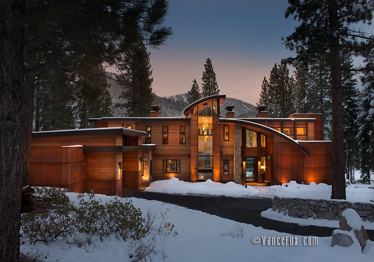 Martis Camp Home 189, Martis Camp, Truckee, Ca by Swaback Partners Architecture, Mark Tanner Construction and The Wiseman Group Interior Design. Vance Fox Photography