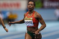 Friidrett<br /> Foto: imago/Digitalsport<br /> NORWAY ONLY<br /> <br /> 08.03.2014, Sopot, IAAF World Indoor Championships, 60 m, Murielle Ahoure (CIV),