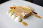 Foie grass at Viento Sur bar and restaurant