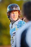 Bike Radar dual slalom racing, Donington, 2009