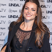 NLD/Amsterdam/20151026 - Lancering Linda TV, Miljuschka Witzenhausen