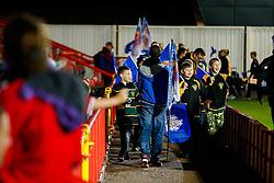 Half time parade - Mandatory byline: Rogan Thomson/JMP - 06/11/2015 - RUGBY UNION - Ashton Gate Stadium - Bristol, England - Bristol Rugby v Doncaster Knights - Greene King IPA Championship.