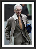 Charlie Watts Mayfair London<br /> Museum-quality A3 Archival signed Framed Photograph (Limited Edition)<br /> £650