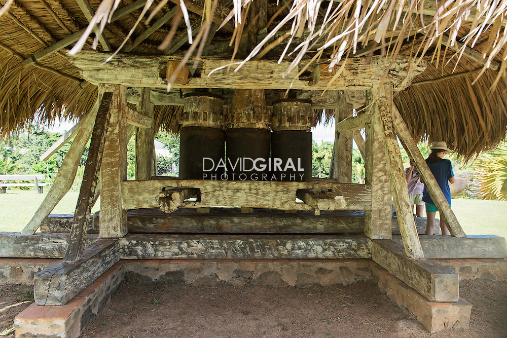 Habitation Clément, Domaine de l'Acajou, Le Francois, Martinique Island, France