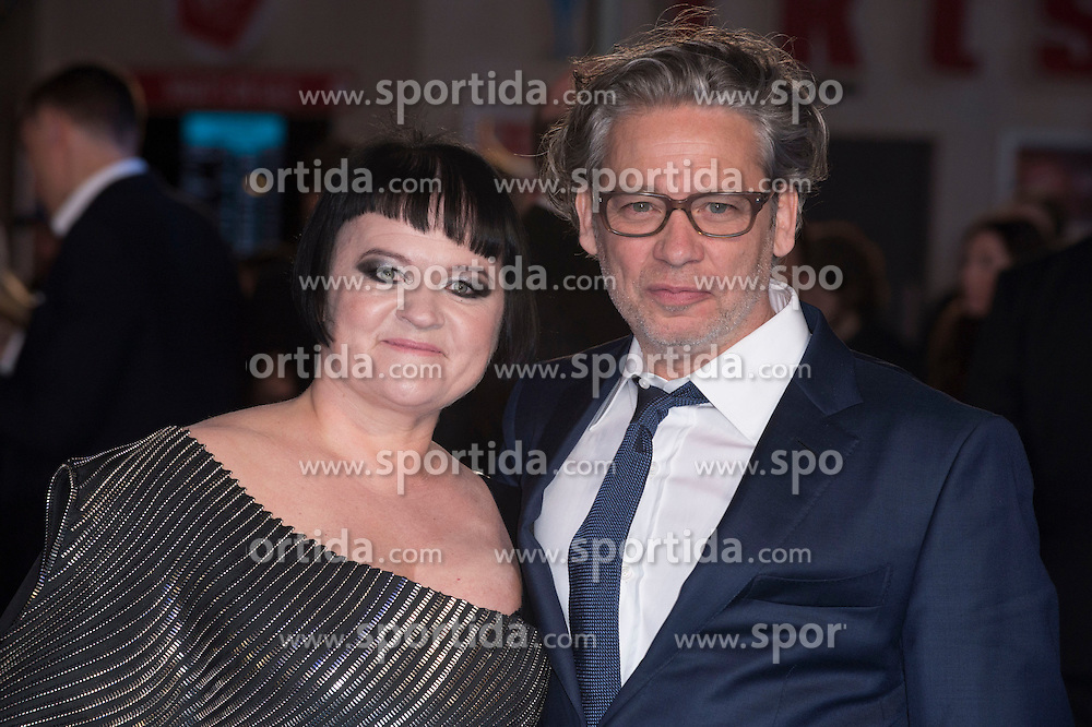 Dexter Fletcher attends the European premiere for &quot;Eddie the Eagle at Odeon Leicester Square in London, 17.03.2016. EXPA Pictures &copy; 2016, PhotoCredit: EXPA/ Photoshot/ Euan Cherry<br /> <br /> *****ATTENTION - for AUT, SLO, CRO, SRB, BIH, MAZ, SUI only*****
