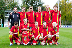 121108 Learning Disability Wales XI v Northern Ireland