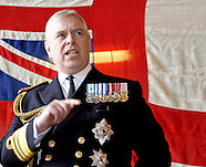 Prince Andrew Attends Jutland Reception