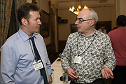 DR. JOHN BARRY; MICHAEL LEWKOWICZ, Ann Coffey MP hosts a reception and panel debate  on behalf of Harry's Grooming to launch the Masculinity Report. Houses of Parliament. 16 November 2017.