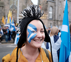 All Under One Banner March, Edinburgh, 5 October 2019<br /> <br /> Alex Todd | Edinburgh Elite media