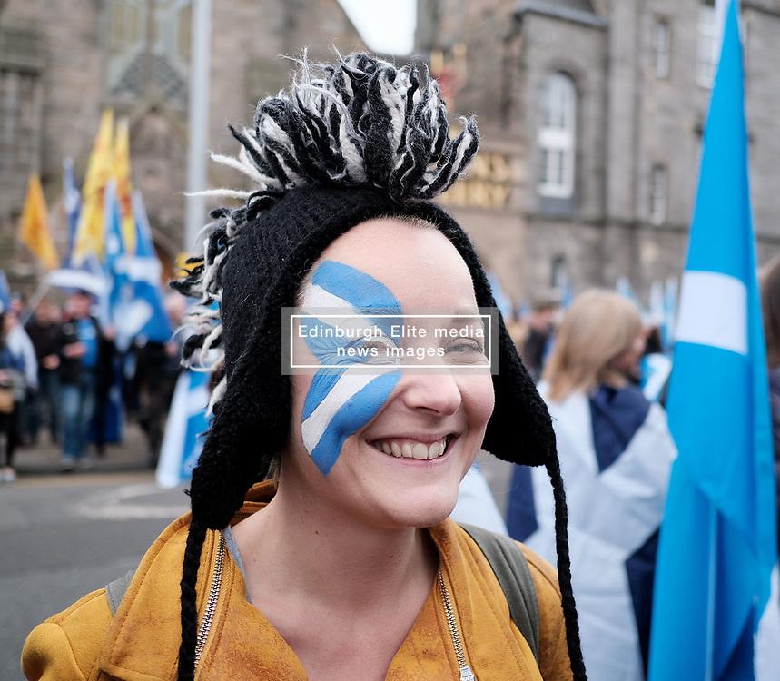 All Under One Banner March, Edinburgh, 5 October 2019<br /> <br /> Alex Todd   Edinburgh Elite media