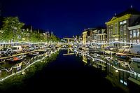 Noord-Holland bij nacht, aankleding, alkmaar prachtstad prachtstad