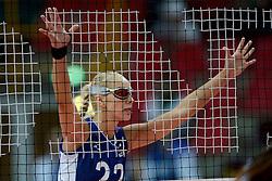 24-09-2014 ITA: World Championship Volleyball Rusland - Mexico, Verona<br /> Rusland wint met 3-0 / Regina Morez