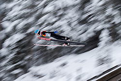 15.12.2017, Nordische Arena, Ramsau, AUT, FIS Weltcup Nordische Kombination, Langlauf, im Bild Jan Schmid (NOR) // Jan Schmid of Norway during Cross Country Training of FIS Nordic Combined World Cup, at the Nordic Arena in Ramsau, Austria on 2017/12/15. EXPA Pictures © 2017, PhotoCredit: EXPA/ Dominik Angerer