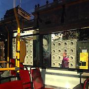 Prague. #czechrepublic #prag #praha #prague #czechrepublic #czech #publictransport #public #bus #light #shadow #street