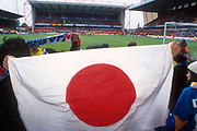 Japanese Football fans, World Cup, Japan, 2002