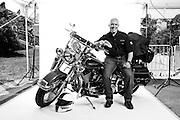 Ulises Miranda III<br /> Army<br /> O-5<br /> 1982 - 2006<br /> Lab Manager & IG<br /> <br /> Veterans Portrait Project<br /> Laconia, NH<br /> Laconia Bike Week