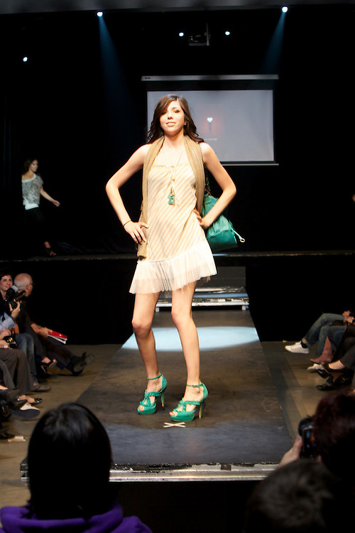 On May 9th, 2010 Save A Child's Heart produced I Heart Fashion, a special runway fashion show to raise funds for SACH. Save a Child's Heart (SACH) is an Israeli-based international humanitarian project, whose mission is to improve the quality of pediatric cardiac care for children from developing countries who suffer from heart disease and to create centers of competence in these countries. The show was held at the Telus Theatre in Montreal, Canada.
