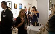 ANTONELLE ALEXIS; MISS PLANET BEACH UK. Macmillan De'Longhi Art Auction in aid of Macmillan Cancer Support. Avenue. St. James's. London. 23 September 2008. *** Local Caption *** -DO NOT ARCHIVE-© Copyright Photograph by Dafydd Jones. 248 Clapham Rd. London SW9 0PZ. Tel 0207 820 0771. www.dafjones.com.