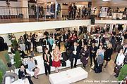 Cocktail du nouvel an de la SQPRP à la galerie Gora, 18 janvier 2007 Montreal, Quebec, Canada. © Photo Marc Gibert / www.adecom.ca. à Marché Bonsecours, Montréal, Québec, Canada, 17102008. © Photo Marc Gibert / adecom.ca