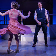 """UW School of Drama performs """"Anything Goes"""" March 2018. Photo by Alabastro Photography."""