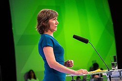 22.06.2019, Studio 44, Wien, AUT, Landesversammlung der Wiener Grüne, Wahl der Landesliste für die Nationalratswahl, im Bild Spitzenkandidatin der Grünen Wien Birgit Hebein // during the provincial assembly of the Vienna Greens and Election of the national list for the Nationalratwahl at the Studio 44 in Wien, Austria on 2019/06/22. EXPA Pictures © 2019, PhotoCredit: EXPA/ Johann Groder