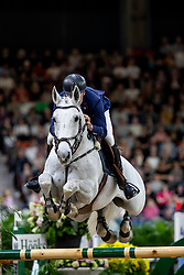 Fredricson Peder, SWE, Catch Me Not S<br /> LONGINES FEI World Cup™ Finals Gothenburg 2019<br /> © Hippo Foto - Stefan Lafrentz<br /> 07/04/2019