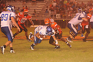 Water Valley vs. Calhoun City in Calhoun City, Miss. on Friday, August 31, 2012.