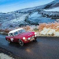 Car 28 Lloyd Gooding / Bob Hargreaves - MG B