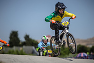 11 Boys #174 (RIVERS Oliver) AUS at the 2018 UCI BMX World Championships in Baku, Azerbaijan.