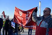 CANADA, Windsor: UNIFOR Oshawa Support Rally in Windsor