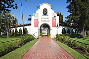 Bowers Museum in Santa Ana
