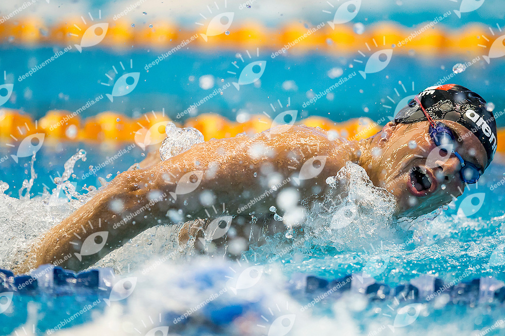 CHIRICO Luca ITA<br /> 200m Butterfly Men Heats<br /> LEN 44th   European Junior Swimming Championships<br /> Netanya, Israel <br /> Day02 29-06-2017<br /> Photo Andrea Masini/Deepbluemedia/Insidefoto