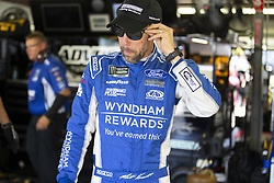 July 21, 2018 - Loudon, New Hampshire, United States of America - Matt Kenseth (6) gets ready to practice for the Foxwoods Resort Casino 301 at New Hampshire Motor Speedway in Loudon, New Hampshire. (Credit Image: © Stephen A. Arce/ASP via ZUMA Wire)